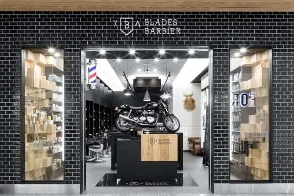 Male Barber Shop Designs