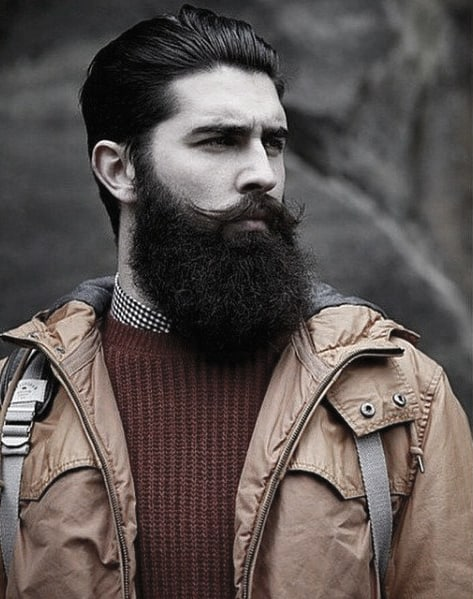 Male Big Beard Style Ideas