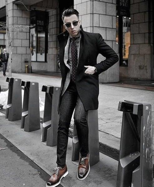 Male Casual Wear Style