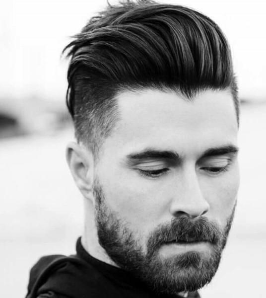 Wondrous 70 Classy Hairstyles For Men Masculine High Class Cuts Short Hairstyles Gunalazisus
