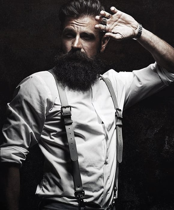Male Classy Beard Style Ideas