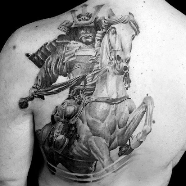 Male Cool Horse Tattoo Ideas