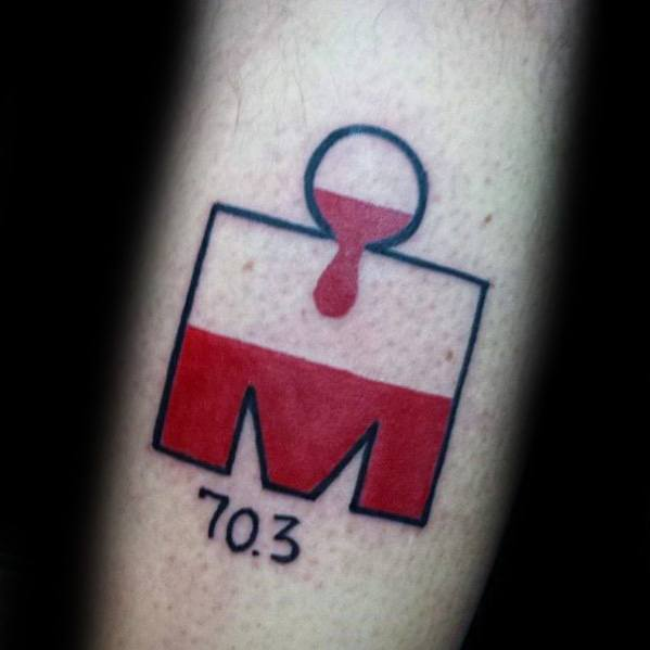 Male Cool Ironman Tattoo Ideas