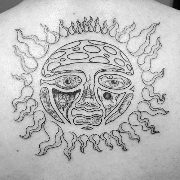 Male Cool Sublime Tattoo Ideas