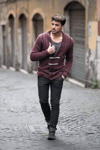 Male Fall Outfits Style