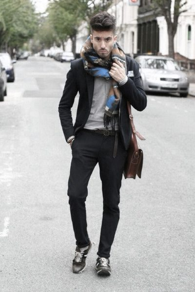 Male Fall Outfits Styles