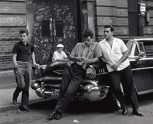 Male Fashion 1950 Inspiration Styles