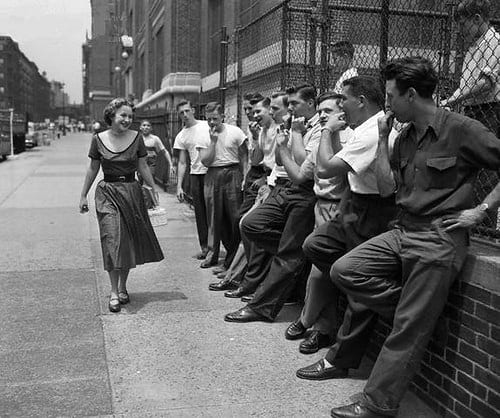 Male Fashion From The 1950s