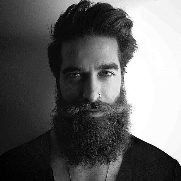 Male Great Beard Idea Inspiration