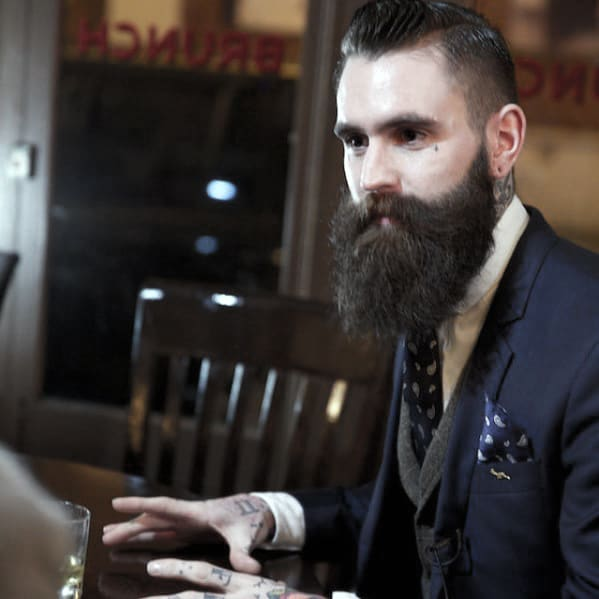 Male Great Beard Style