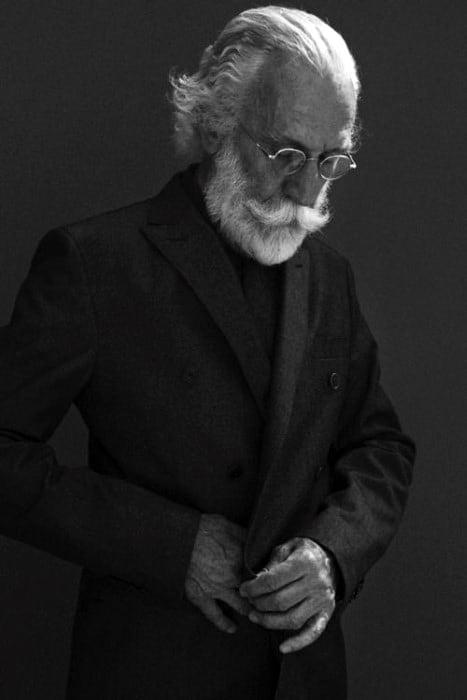 Male Grey Beard Idea Inspiration