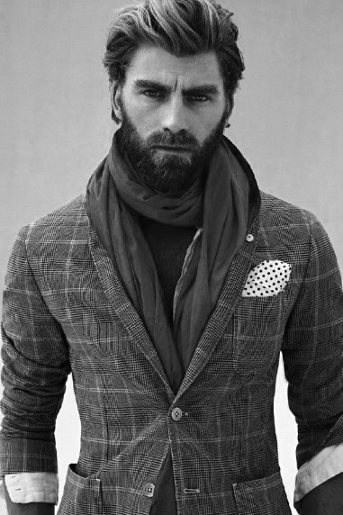 Male Hair Fashion With Classy Sense Of Style