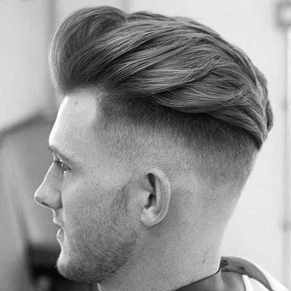 Male Hairstyle For Wavy Short Hair