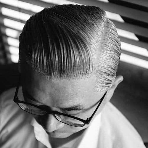Male Hairstyles Comb Over