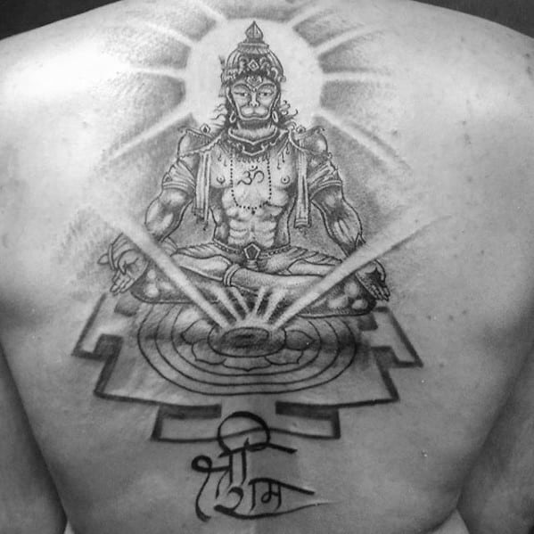 60 Hanuman Tattoo Designs For Men