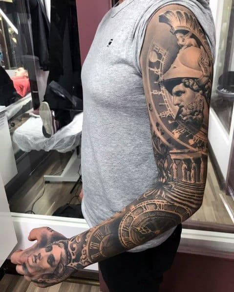 Male Ideas Big Tattoos