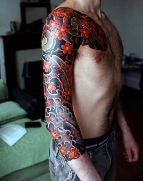 Male Japanese Tattoo