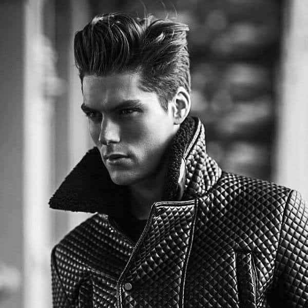 Male Long To Medium Length Hairstyles