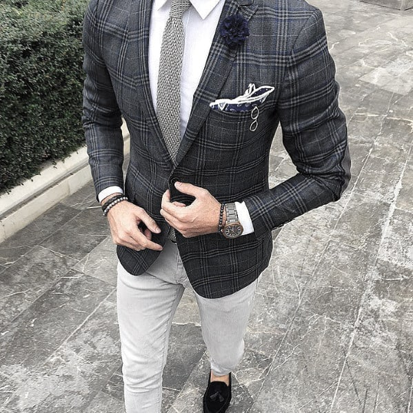 Male Looks Business Casual Outfits Style