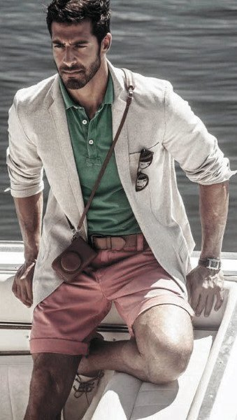 Male Looks Summer Outfits Style
