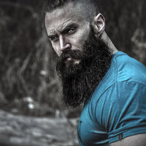 Male Manly Beard Idea Inspiration