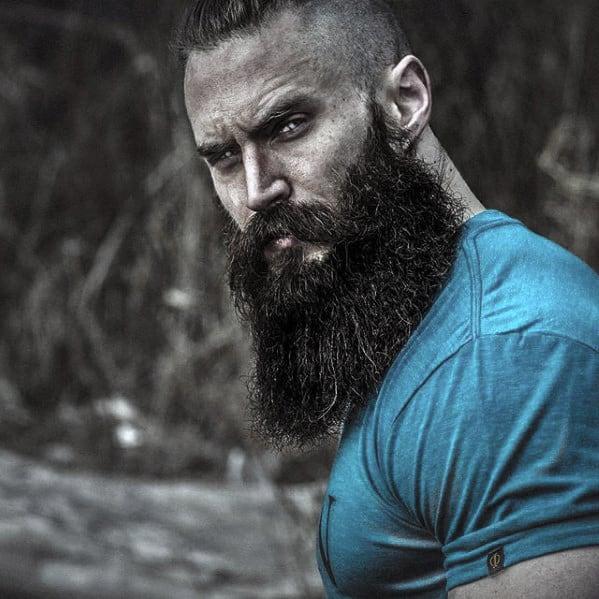 Male Manly Beard Idea Inspiration