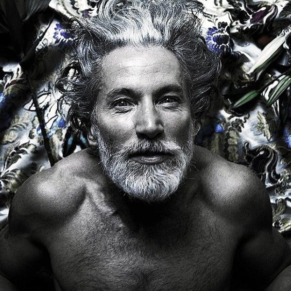 Male Medium Beard Style Ideas