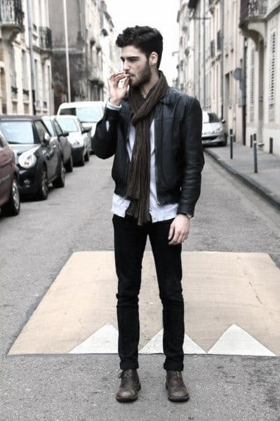 Male Modern Casual Wear Style Inspiration