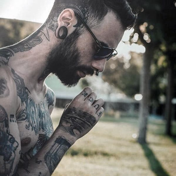 Male Nice Beard Style Ideas