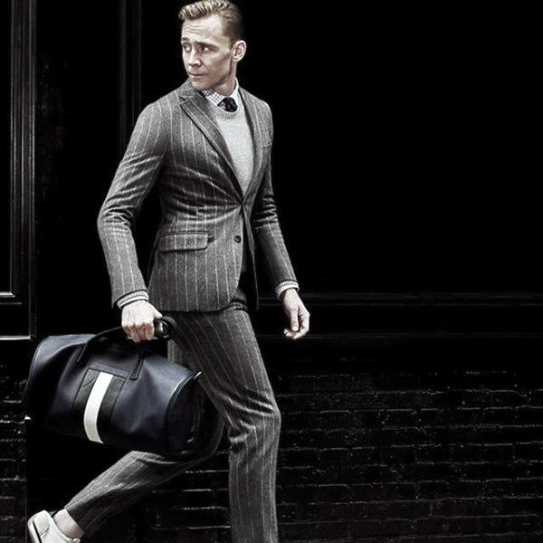 Male Outfit Ideas Grey Suit Styles
