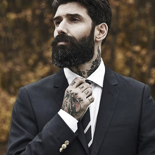Male Professional Beard Style Ideas