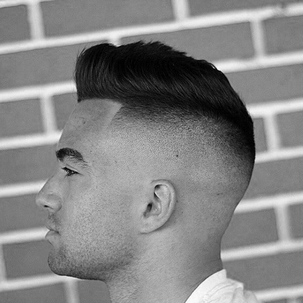 Male Skin Fade Haircut