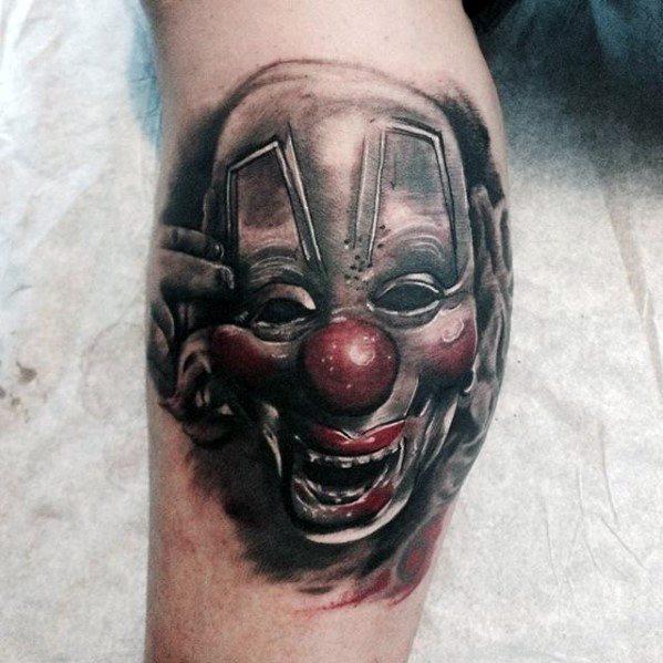 Male Slipknot Tattoo Ideas