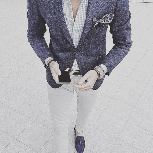 Male Style Business Casual Outfits