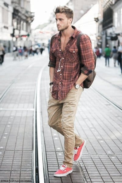 Male Style Summer Outfits