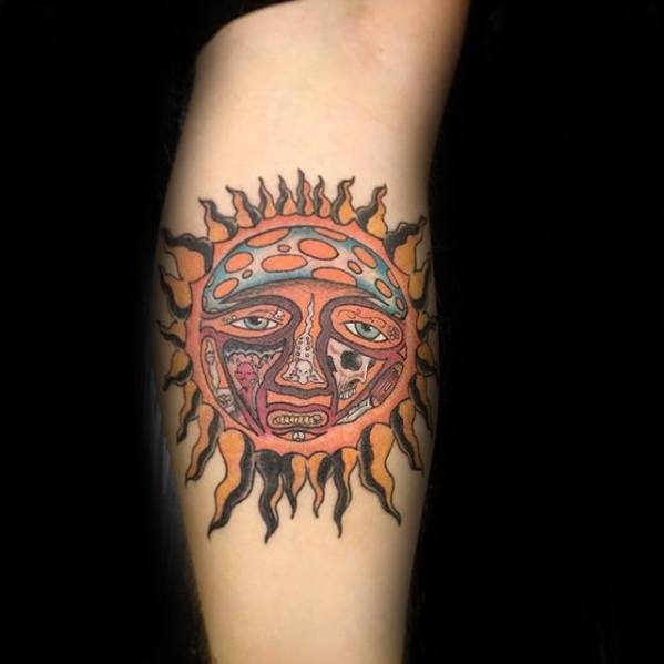 Male Sublime Tattoo Ideas