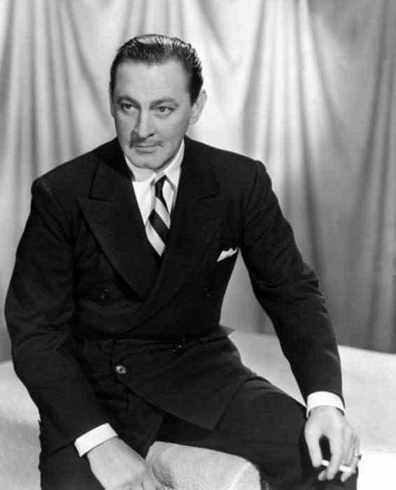 Male Suit 1920s Fashion