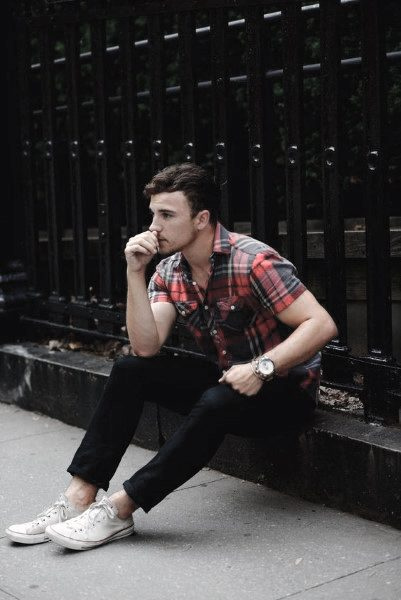 Male Summer Outfits Style