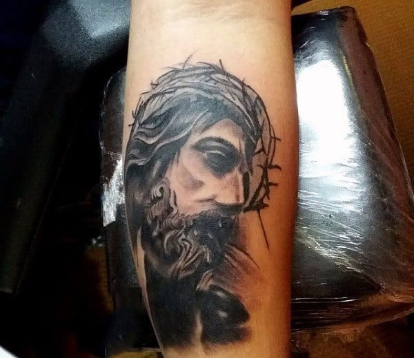 Male Tattoos For Christians