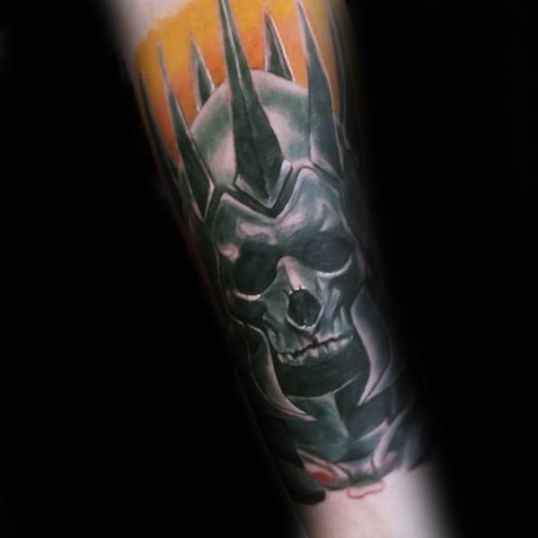 Male Witcher Tattoo