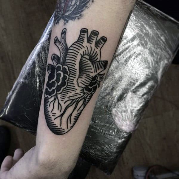 Top 90 Anatomical Heart Tattoo Ideas 2020 Inspiration Guide,Christmas Stockings Sale