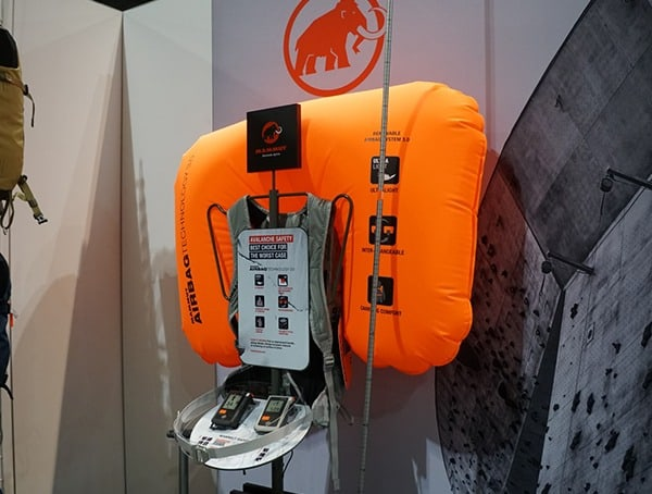 Mammut Avalanche Protection Airbag System