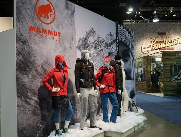 Mammut Outdoor Retailer Winter Market 2018