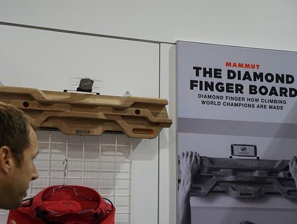 Mammut The Diamond Finger Board