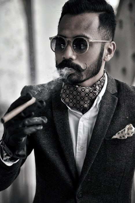 Man Awesome Beard Styles