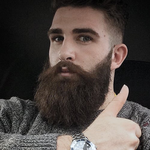 Man Big Beard Styles
