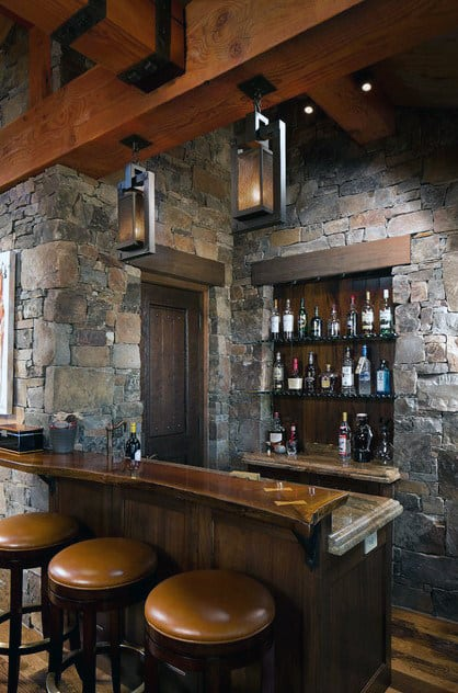 Man Cave Bars For A Man's Home