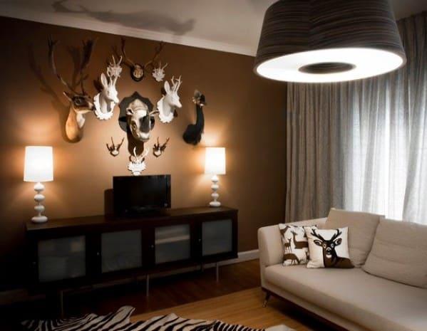 Home Bar Designs Modern Man Cave