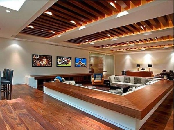 Man Cave Design Inspiration