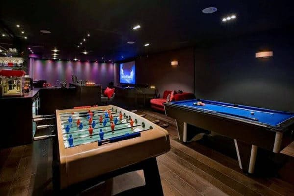 Man Cave Game Room Inspiration For Guys
